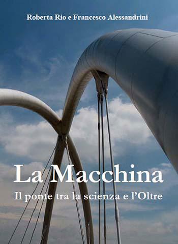 """La copertina dell'edizione italiana del libro """"La Macchina"""""""