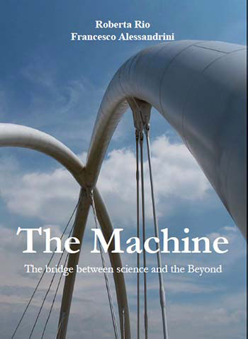 "The English edition cover of the book, entitled ""The Machine"""