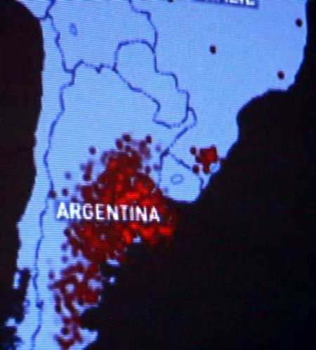 Le zone dell'Argentina con maggiore presenza tedesca