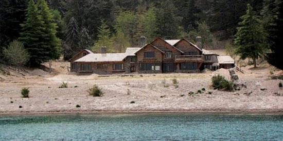 Casa Inalco, nei pressi di San Carlos de Bariloche