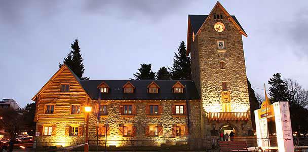 San Carlos de Bariloche, con la sua architettura bavarese