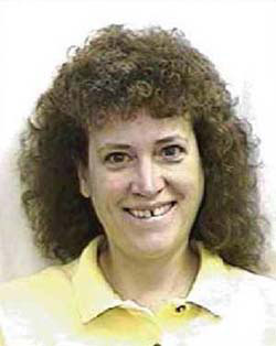 La Dr.ssa Mary Rene Bovier