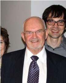 Il Dr. Patrick Fitzpatrick