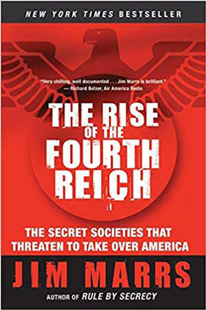 "La copertina di ""The Rise of the Fourth Reich"""