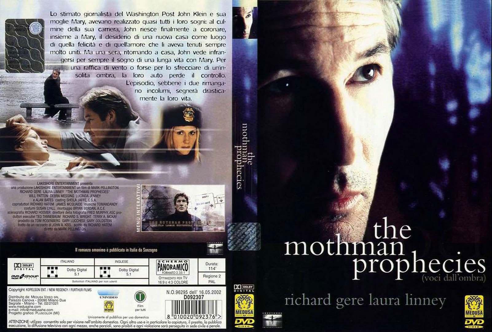 Le profezie di Mothman: un mistero mai risolto